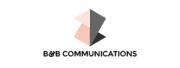 B&B Communications logo