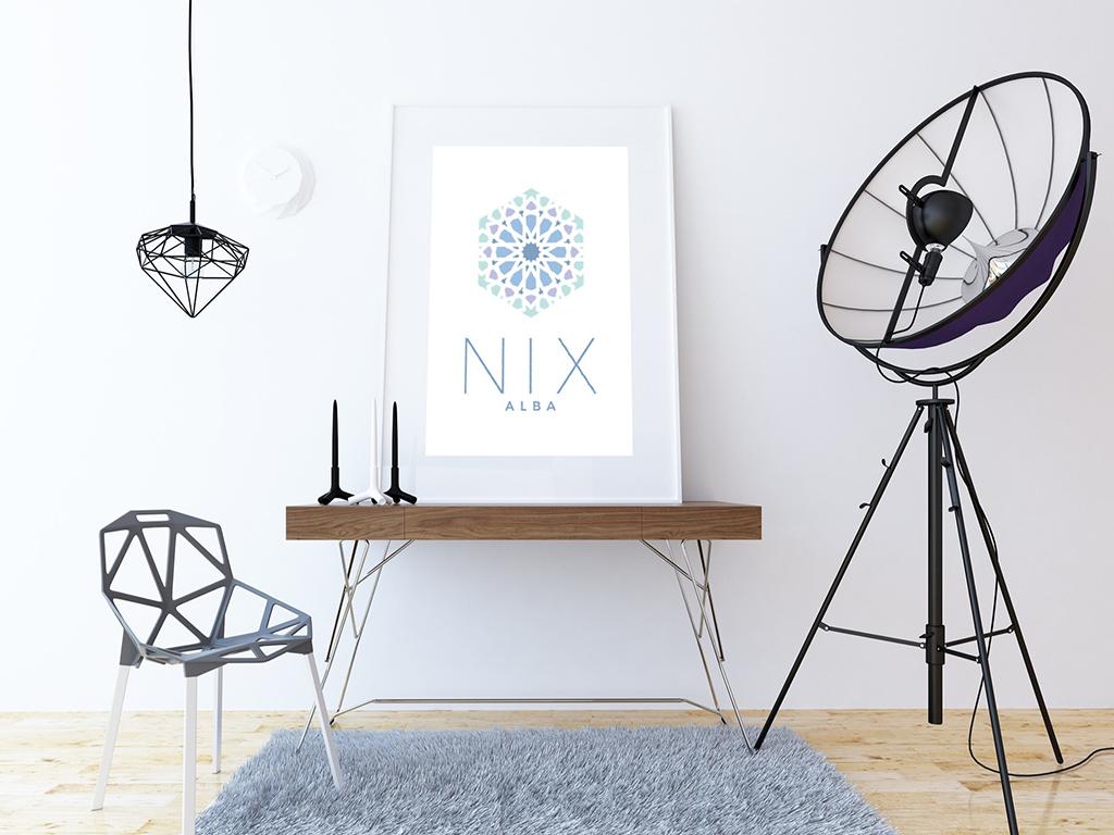 Nix Alba Poster